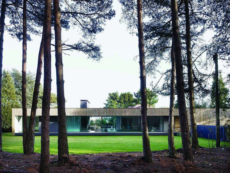 Pardey's 2011 Manser Medal shortlisted Watson House in the New Forest – a precedent for Northbrook