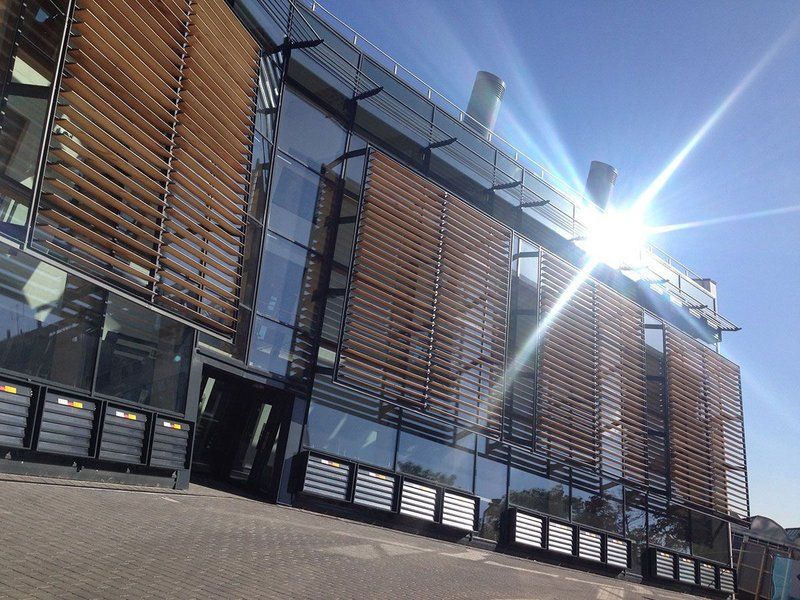 Bradford's Bright Building has the highest ever BREEAM Outstanding score for a university.