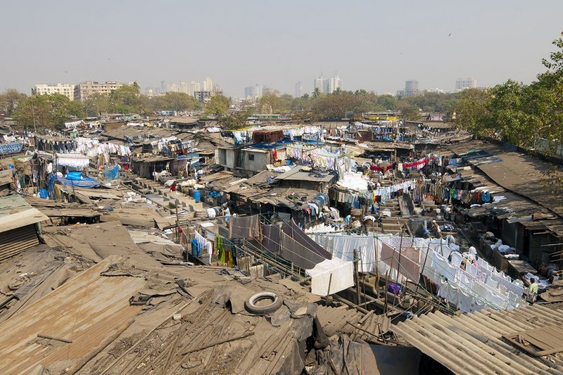 Cities might be throwing up many of the world's problems but they also hold the key to the solutions as at Dharavi in Mumbai.