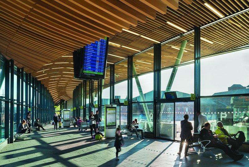 Stoke-on-Trent City Centre Bus Station