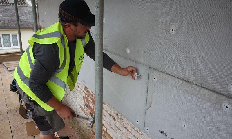Marmox Multiboard offers multiple insulation benefits and energy savings.