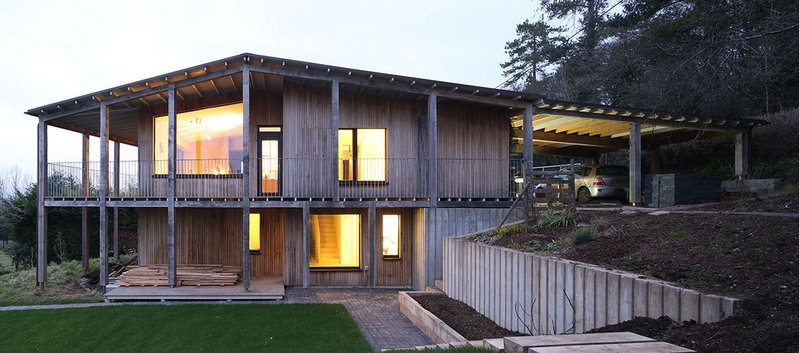Dundon Passivhaus – Prewett Bizley Architects. Click on the image