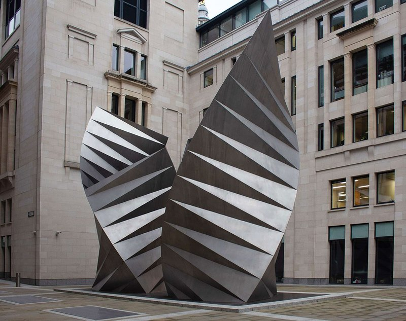 One of the sights on the Inventive Vents walking tour, a project by architectural education charity Our Hut.