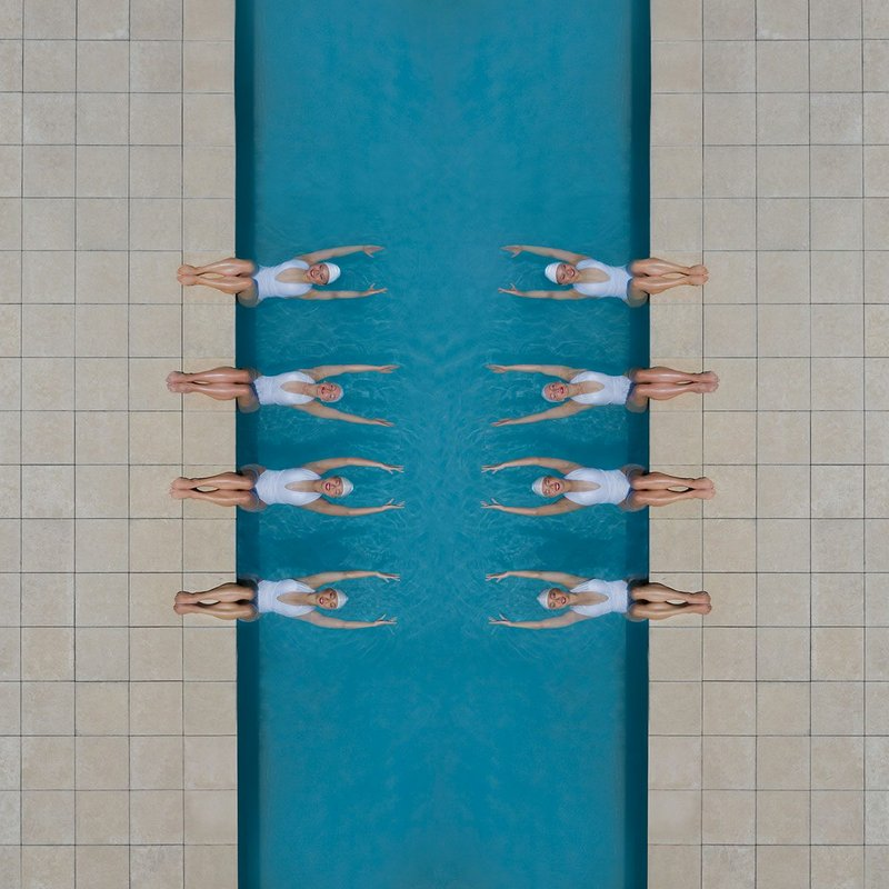 Form (Water Geomaids series),  2020