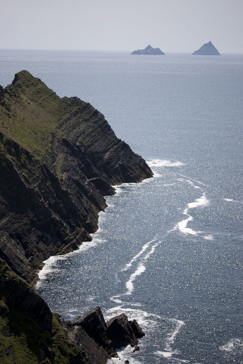 The west coast of Ireland.