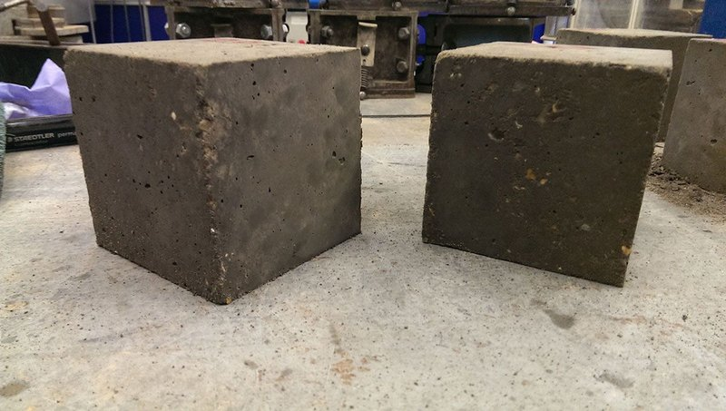 A new, stronger, concrete incorporating graphene University of Exeter
