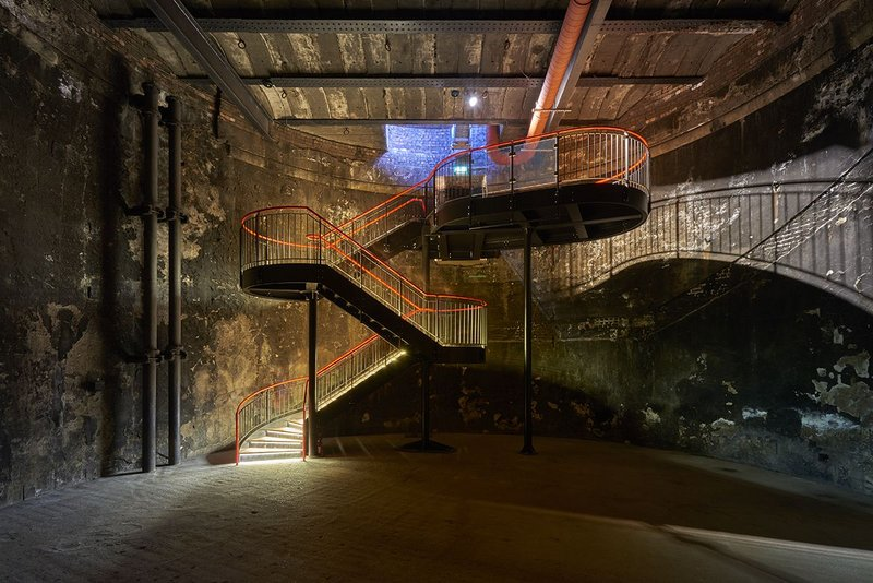 Atmospheric space, parties welcome – the Brunels made this, now Tate Harmer has opened it up again.
