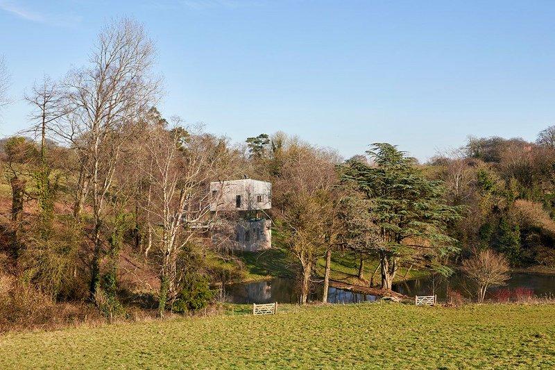 The Green House, Tiverton, Devon.