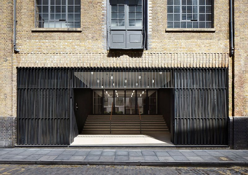 The Loom, Whitechapel by Duggan Morris Architects.