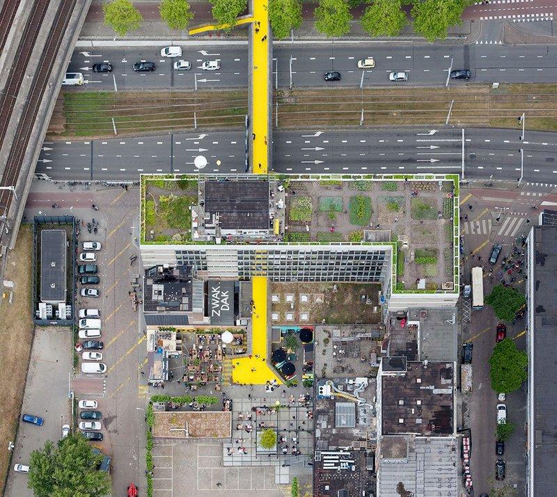 Test Site Rotterdam.