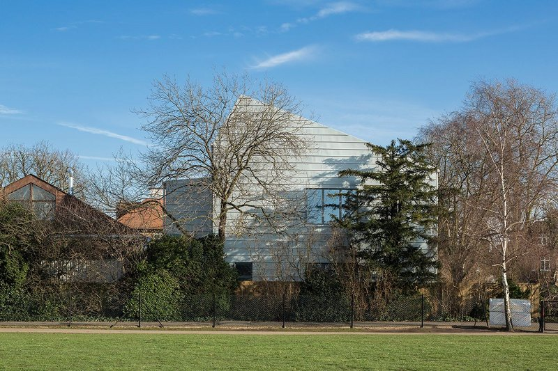 New Studios, Wimbledon College of Arts London by Penoyre and Prasad