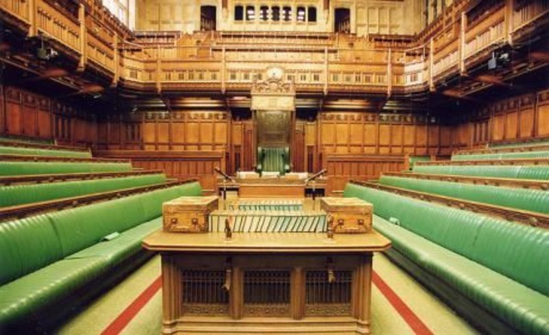 More democratic by design?  Could the refurbishment of the Houses of Parliament become a catalyst for democracy?