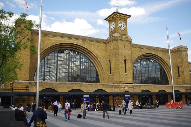 King's Cross Station, London; Lewis Cubitt, 1851–1852