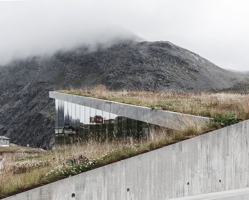 Trollstigen Visitor Centre, Norway