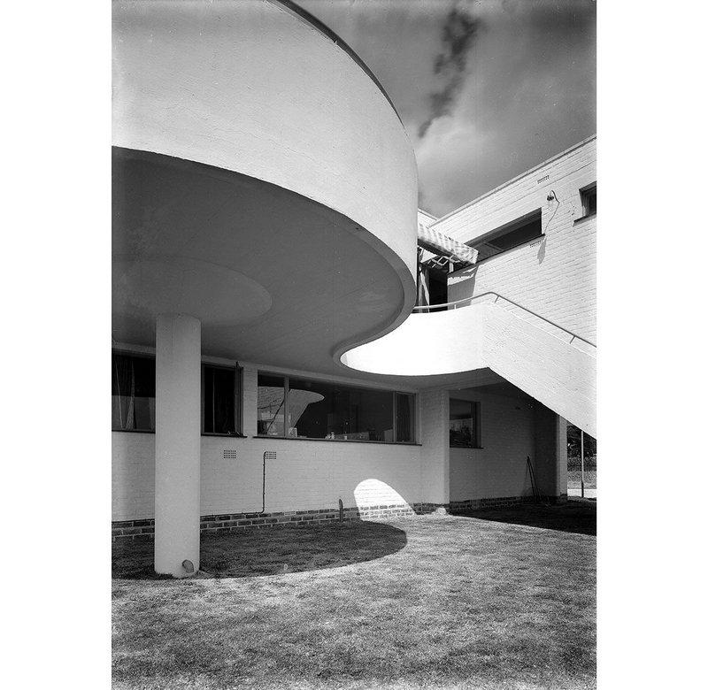 Marcel Breuer, Sea Lane House, Angmering-on-Sea, 1936