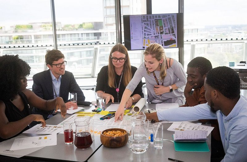 The views and feedback from young people growing up and living in London today will inform the emerging housing design supplementary planning guidance. This kind of activity can help demonstrate community interest, which public sector clients are keen to support.