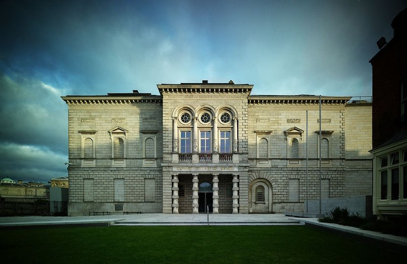 The National Gallery of Ireland.