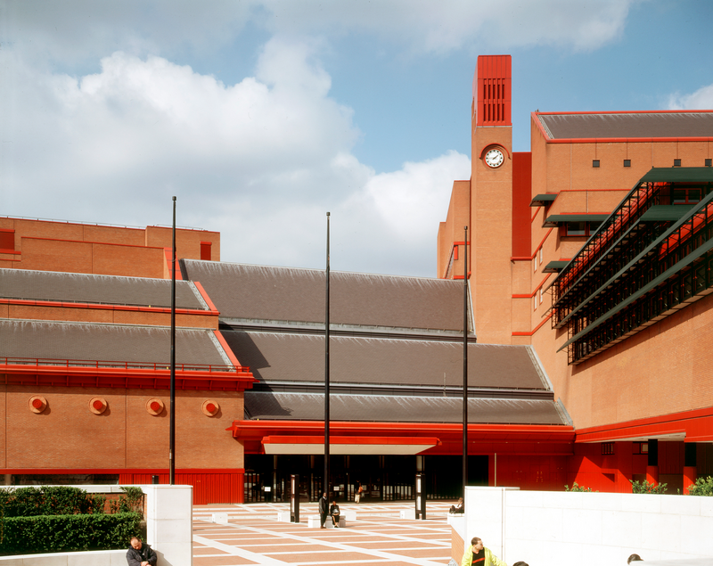 RSHP plans to extend Colin St John Wilson & Partners' British Library, working with Stanhope with offices to fund the development.