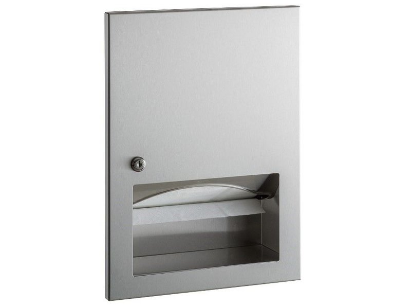 TrimLineSeries B-359033 recessed paper towel dispenser