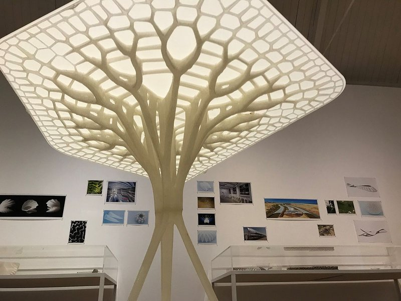 Biomimicry can lead to some beautiful structures that work with their ecosystem.