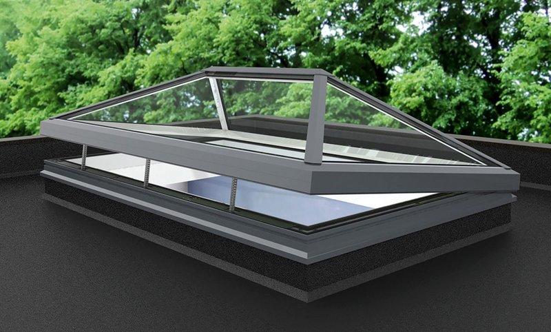 Aero Pyramid lantern Sunsquare