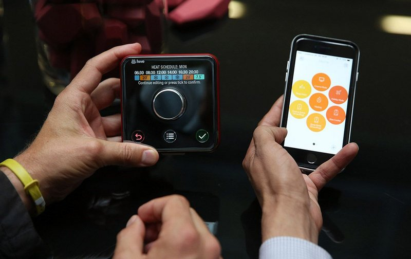 A new Hive app has been developed to make using Hive Active Heating 2 as easy to use as possible.
