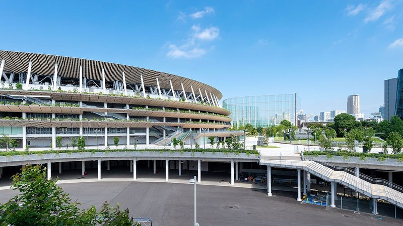 Are the 2020 Olympics as green as Japan claims?