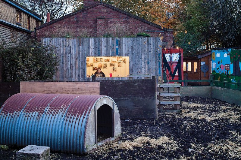 This modest pro-bono project, creating a studio out of a recycled shipping container for Hackney City Farm, provided Carl Turner Architects with an essential starting point for a series of self-initiated projects.