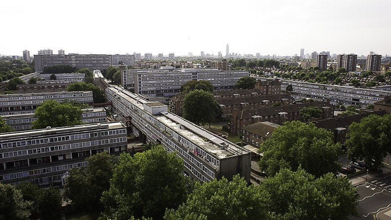 When it was built in the late 1960s, the Aylesbury Estate was one of the biggest of its kind in Europe.