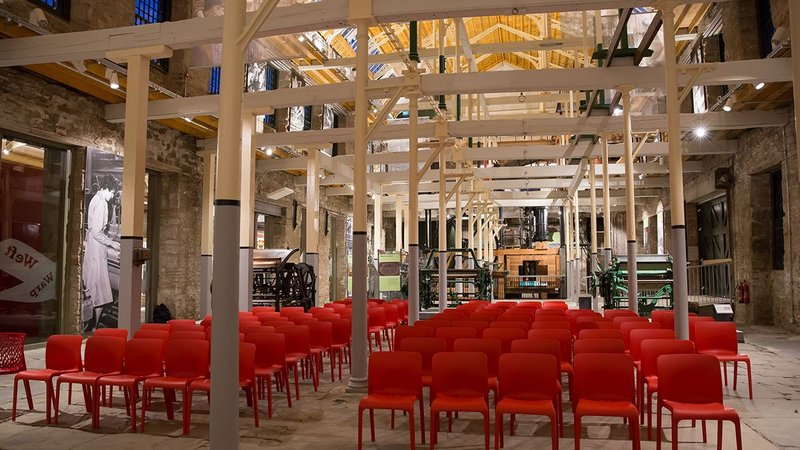 High Mill & Preparing Rooms, Verdant Works, Dundee. Click on the photo to see more Special Category winners.