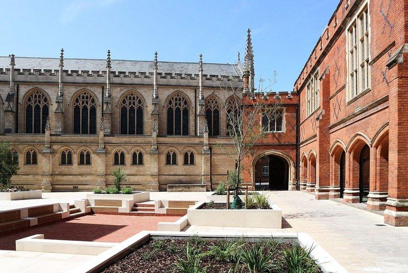 Queen's Schools, Eton.