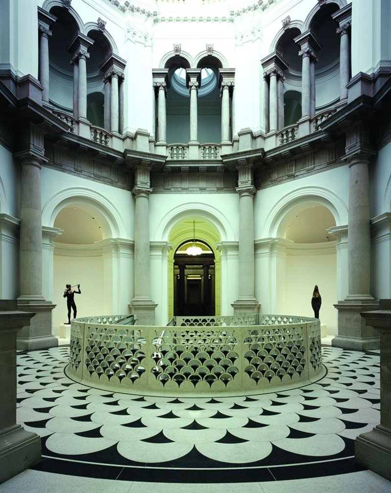 Tate Britain, Millbank Project