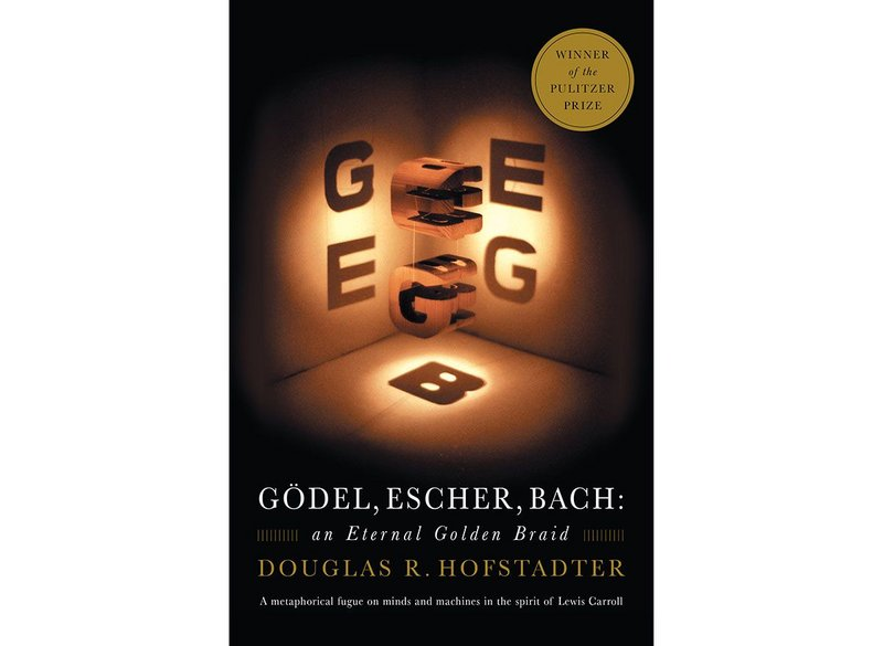 Godel, Escher, Bach: An Eternal Golden Braid by Douglas R. Hofstadter, Basic Books, 1979