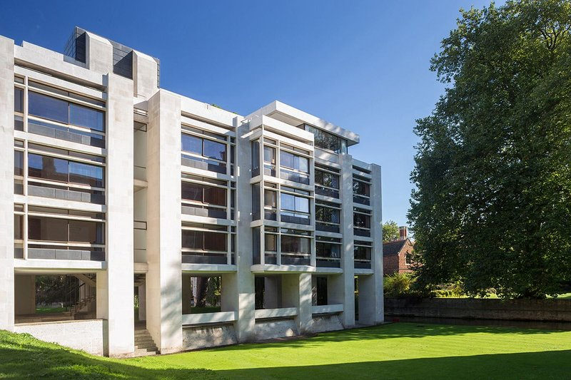 Cripps Building, Cambridge