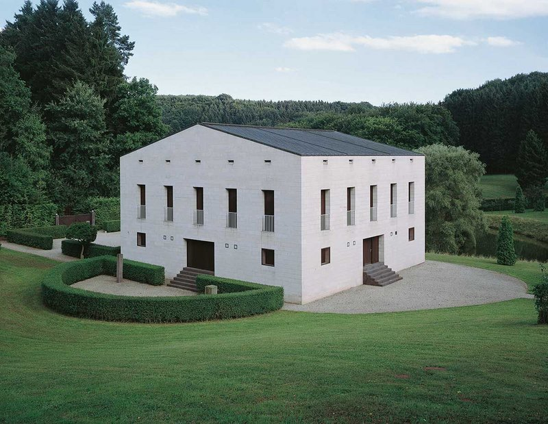 Glashutte, France by Oswald Mathias Ungers, 1985