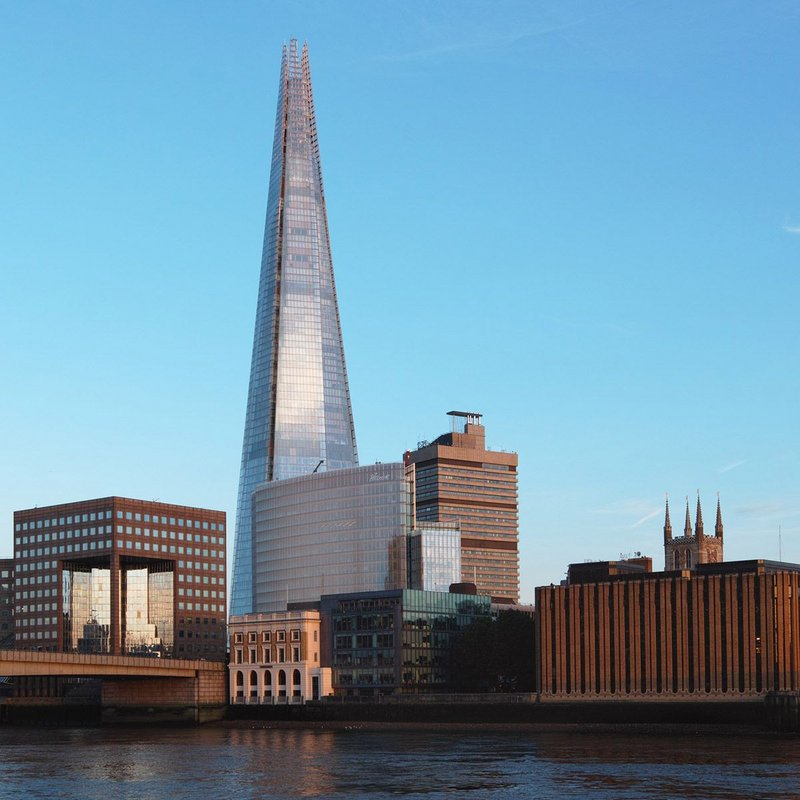 Williams Doyle, formerly of East India Youth, has composed a contemporary hymn to Renzo Piano's Shard.