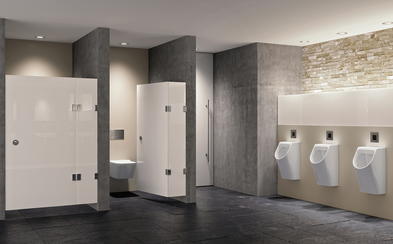 Geberit offers a wide range of office solutions for enhanced hygiene, easy cleaning and reduced maintenance.