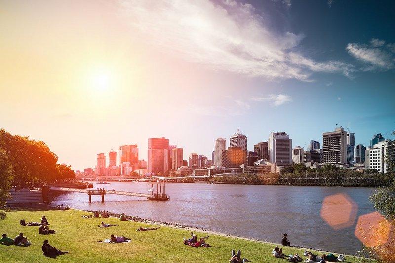 Brisbane, Australia.