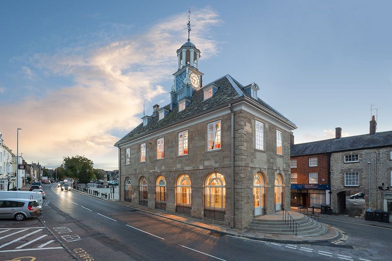 Brackley Town Hall, Northamptonshire