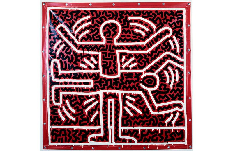 Untitled 1983 Keith Haring, 1958–1990. Courtesy Laurent Strouk   © Haring Foundation