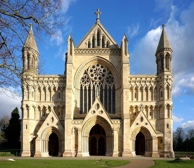 St Albans Abbey, Hertfordshire
