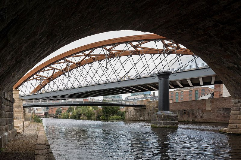 Ordsall Chord, Manchester.