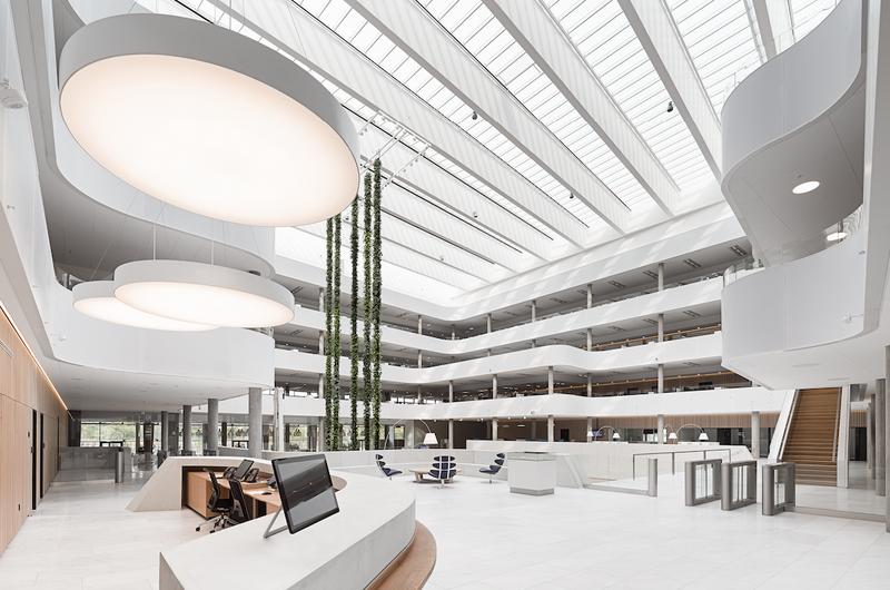 DSV headquarters, Hedehusene, Denmark.