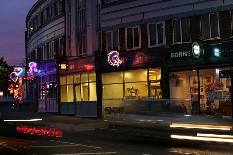 2 - 20 Central Road, Worcester Park town centre project, Sutton Council.
