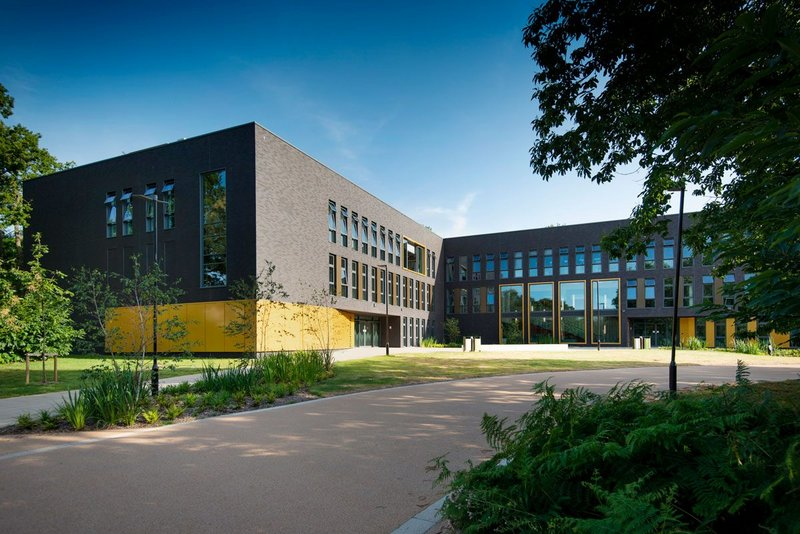 University of Kent, Kennedy Building, School of Economics, Canterbury
