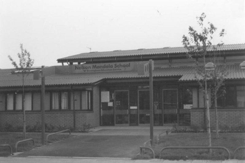 Nelson Mandela Primary School, Sparkbrook, Birmingham.