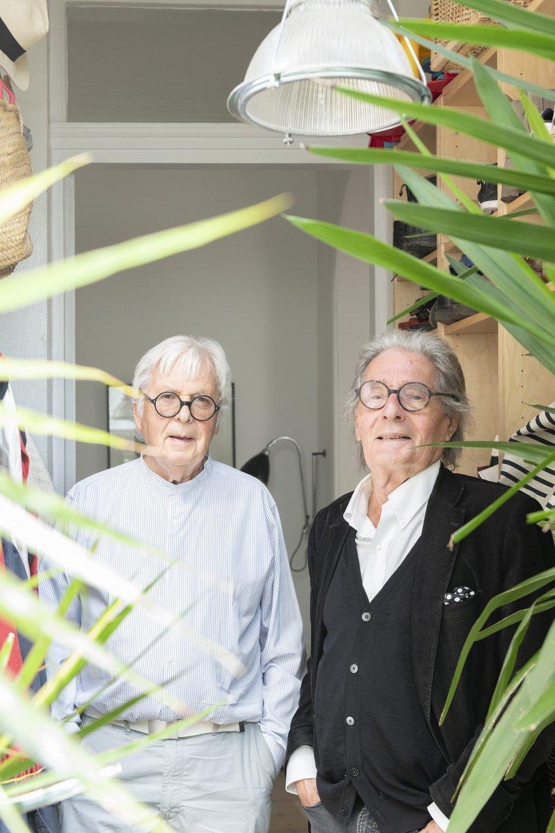 Jeremy Dixon and Edward Jones