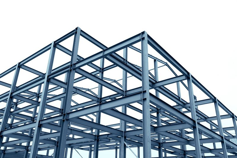 Steel frames might be a known quantity but their high embodied energy has long been known.
