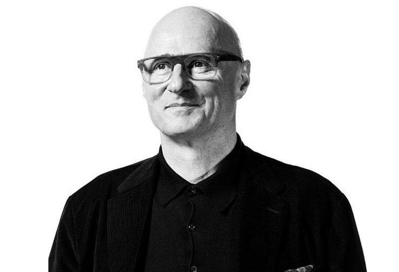 RIBA president-elect, Simon Allford