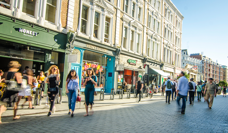 LandTech: High streets aren't disappearing. They are changing.